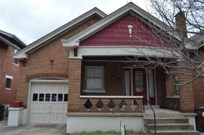 Covington Single Family Home For Sale: 1844 Euclid