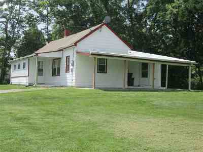 Grant County Single Family Home For Sale: 3105 Taft Hwy
