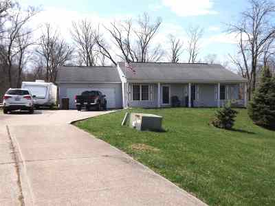 Independence Single Family Home For Sale: 37 Independence Station Road
