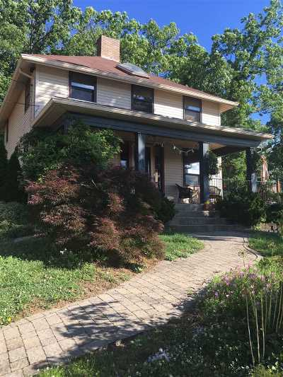 Covington Single Family Home For Sale: 301 View Place