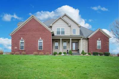 Single Family Home For Sale: 2370 Barnes Road