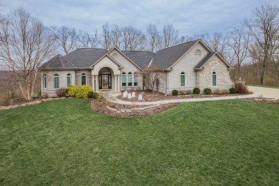 Hebron Single Family Home For Sale: 700 Broomtail Lane