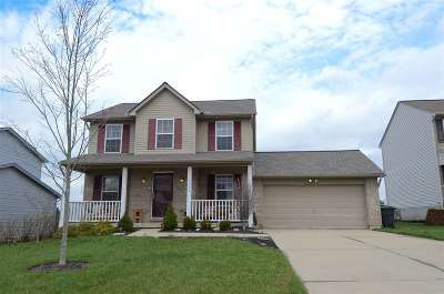 Florence Single Family Home For Sale: 1042 Buddleia Court