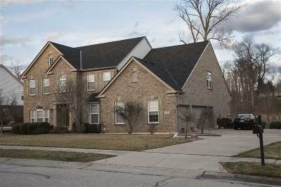 Union Single Family Home For Sale: 14967 Cool Springs.