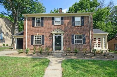 Park Hills Single Family Home For Sale: 1062 Jackson Road