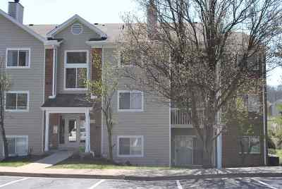 Campbell County Condo/Townhouse For Sale: 30 Creekwood #3