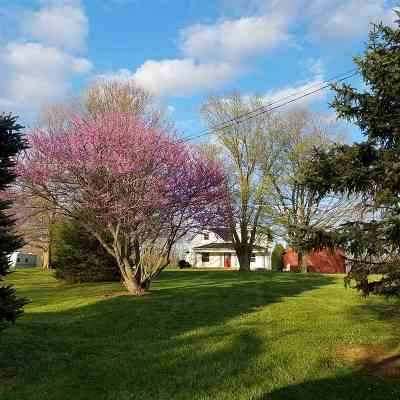 Single Family Home For Sale: 3210 Hyde Road