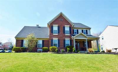 Independence Single Family Home For Sale: 721 Stablewatch Drive