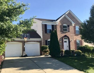 Hebron Single Family Home For Sale: 2068 Woodsedge Drive