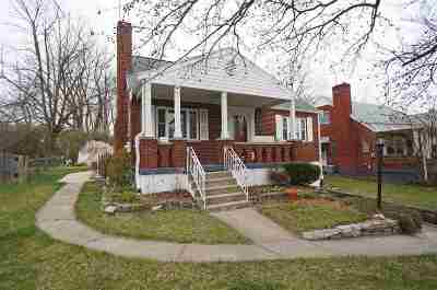 Erlanger Single Family Home For Sale: 412 Forest Avenue