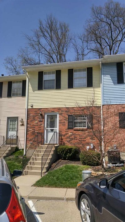 Fort Wright Condo/Townhouse For Sale: 1034 Emery Drive