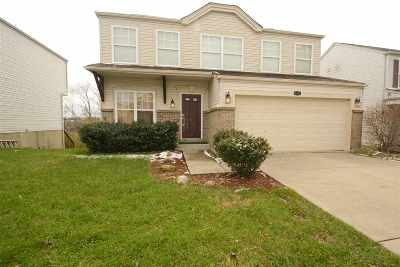 Boone County Single Family Home For Sale: 2289 Antoinette Way