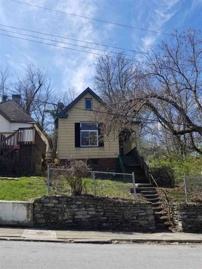 Dayton Single Family Home For Sale: 1016 Ervin Terrace