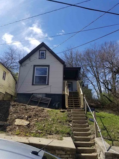 Dayton Single Family Home For Sale: 1028 Ervin Terrace