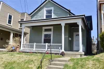 Bellevue Single Family Home For Sale: 245 Ward Avenue