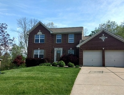 Independence Single Family Home For Sale: 1780 Forest Run Drive