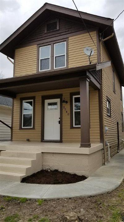 Covington, Erlanger Single Family Home For Sale: 2740 Dakota Avenue