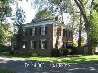 Single Family Home For Sale: 2055 Poplar Street