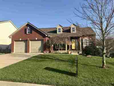 Florence Single Family Home For Sale: 1047 Buddleia Court