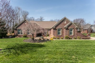 Boone County Single Family Home For Sale: 1775 Coachtrail Drive