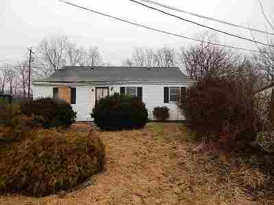 Walton Single Family Home For Sale: 11512 Dixie