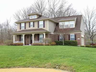 Alexandria Single Family Home For Sale: 738 Wigeon