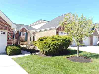 Burlington Single Family Home For Sale: 2089 Divot Drive