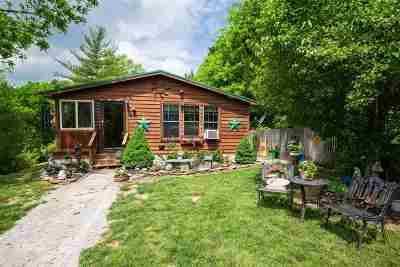 Owen County Single Family Home For Sale: 3190 Bucks Run