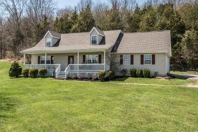 Pendleton County Single Family Home For Sale: 74 Gabbard Lane