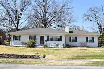 Fort Mitchell, Fort Wright Single Family Home For Sale: 1518 E Henry Clay
