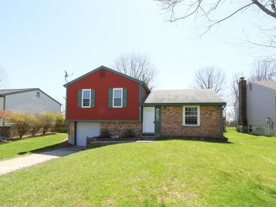 Boone County Single Family Home For Sale: 1537 Woodside Drive