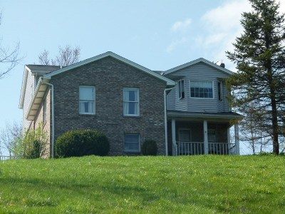 Independence Single Family Home For Sale: 1606 Independence Road