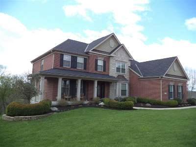 Hebron Single Family Home For Sale: 1525 Bloomin Spring Court