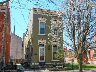 Newport Single Family Home For Sale: 826 Overton Street
