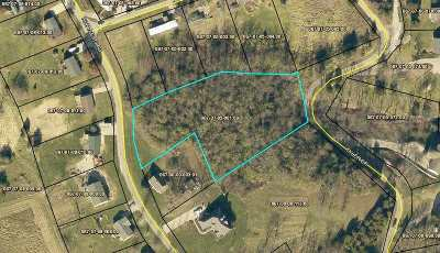 Grant County Residential Lots & Land For Sale: Reeves Road
