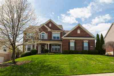 Boone County Single Family Home New: 10015 Glensprings