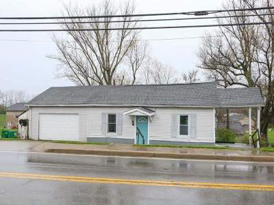 Grant County Single Family Home For Sale: 114 S Main Street