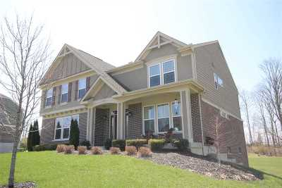 Boone County Single Family Home New: 11075 War Admiral Drive