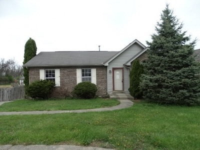 Boone County Single Family Home For Sale: 132 Joshua