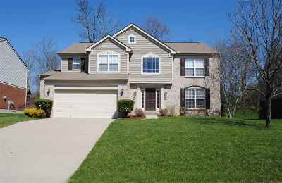 Hebron KY Single Family Home For Sale: $289,900