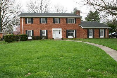 Lakeside Park Single Family Home For Sale: 2649 Shaker Lane