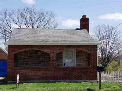 Walton Single Family Home New: 10482 Dixie Hwy