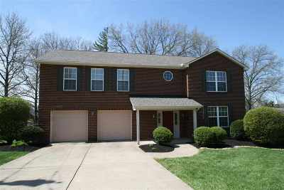 Lakeside Park Single Family Home For Sale: 2616 Turkeyfoot Road