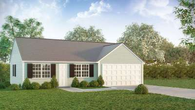 Independence Single Family Home For Sale: 10303 Emancipation Place #Lot 478