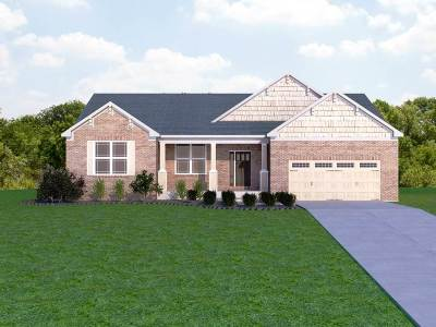 Union Single Family Home For Sale: Lot #1 - 2047 Rice Pike #LOT 1