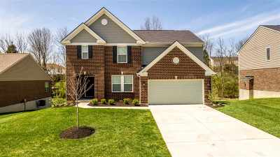 Walton Single Family Home For Sale: 296 Foxhunt Drive