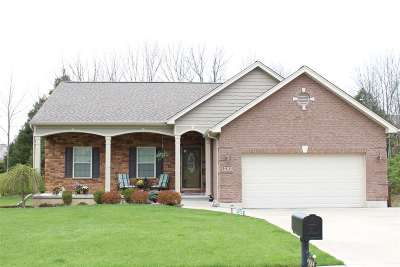 Walton Single Family Home For Sale: 292 Foxhunt Drive