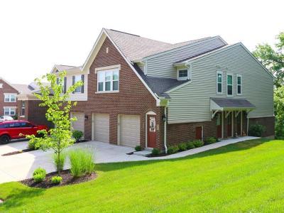 Burlington Condo/Townhouse For Sale: 5024 Grist Mill Point