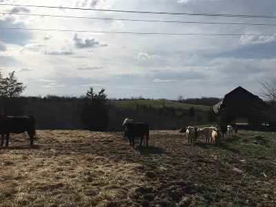 Corinth Residential Lots & Land For Sale: 236.9 Acres Owenton