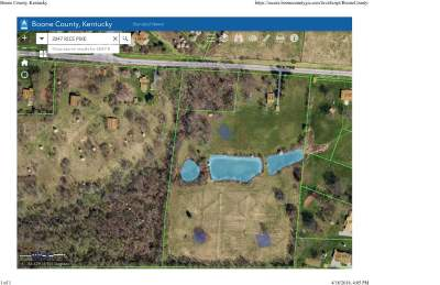 Union Residential Lots & Land For Sale: 2047 Rice Pike #LOT #1